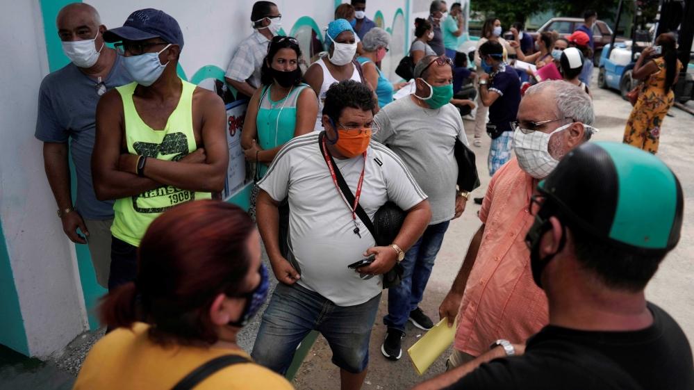 Cuba imposes Havana lockdown as coronavirus spreads   Cuba News
