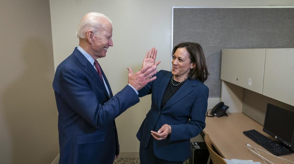 Sarah Palin offers advice and congratulations to Kamala Harris