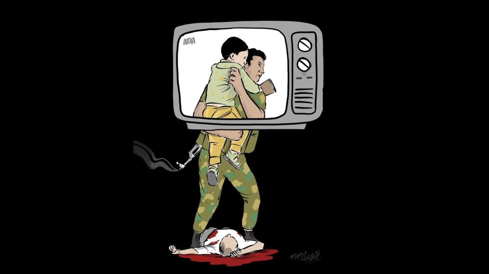 India cartoon - DO NOT USE