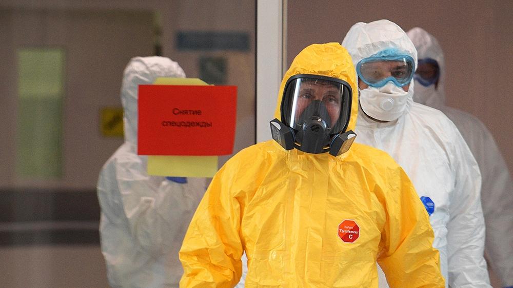 outside image - Russia vaccine