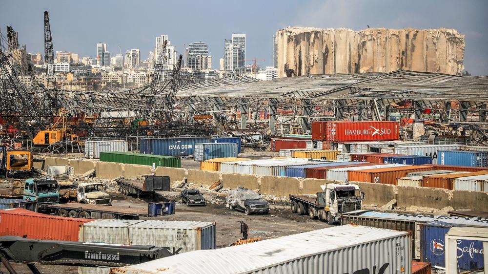 Beirut port resumes partial operations a week after blast – Al Jazeera English