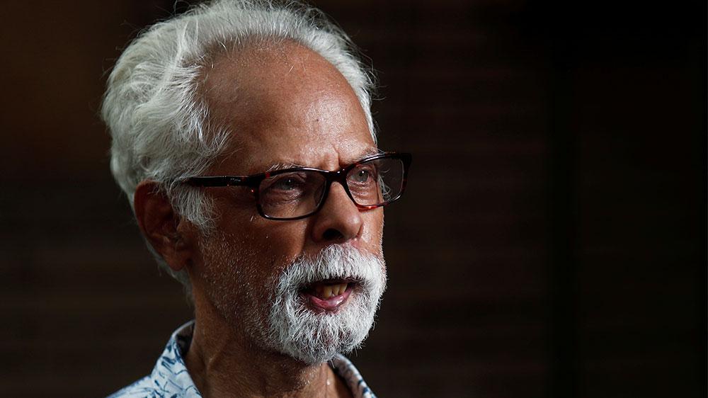 Kamala Harris uncle Gopalan Balachandran