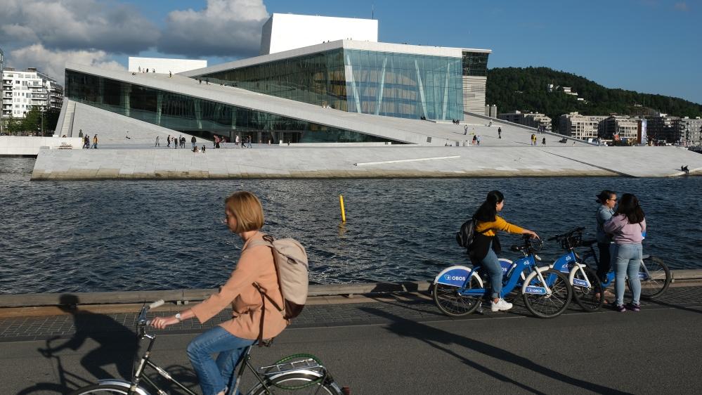 Everyday Life In Oslo During The Coronavirus Pandemic