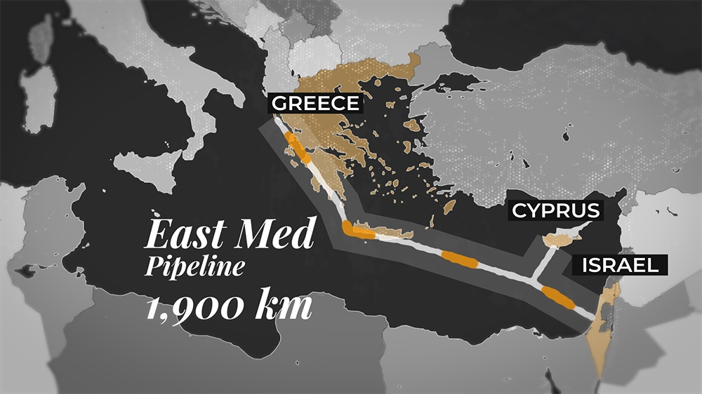 Project Force: Eastern Mediterranean tensions - Graphic 5