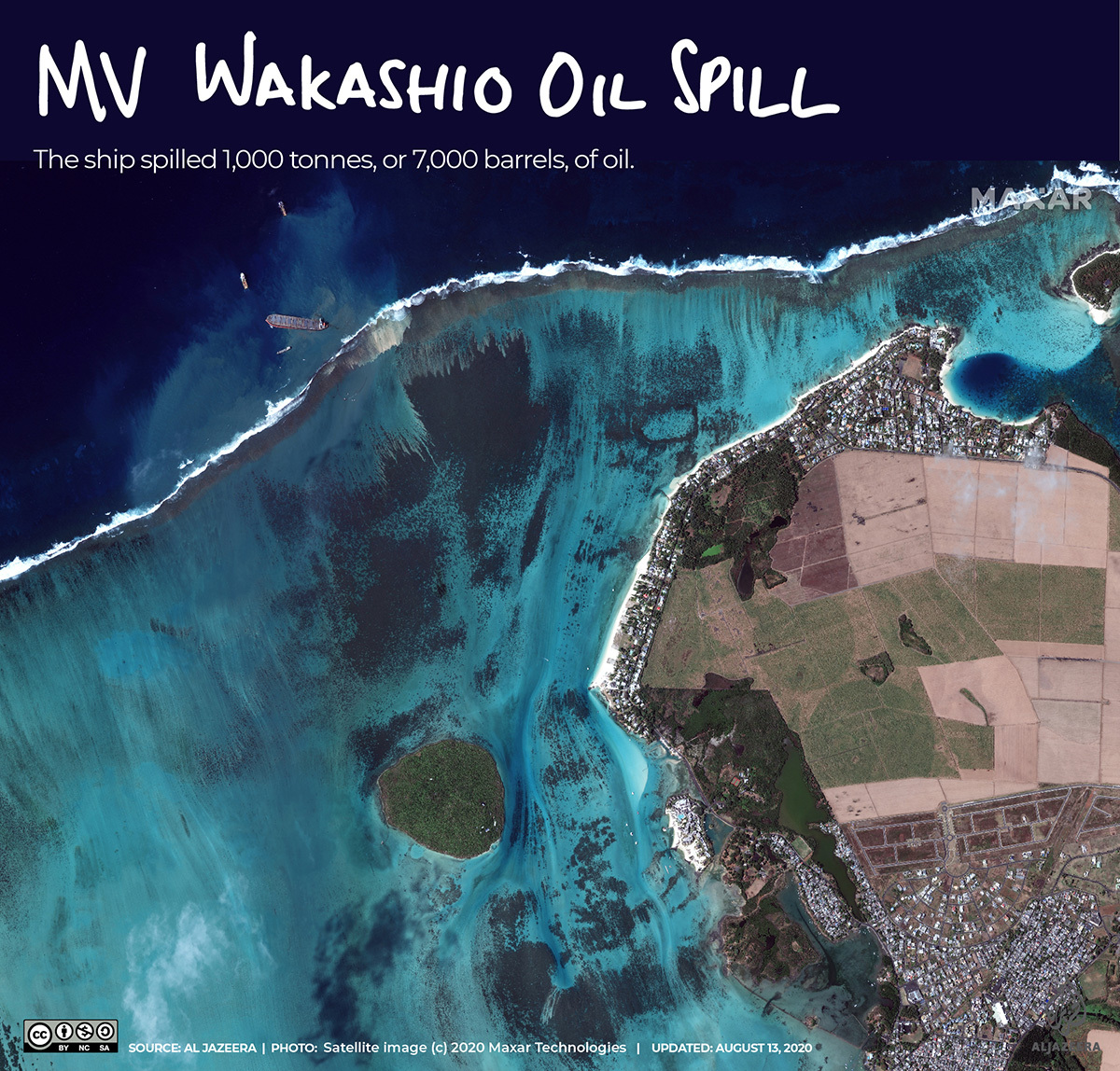 INTERACTIVE: The Green Read - oil spill