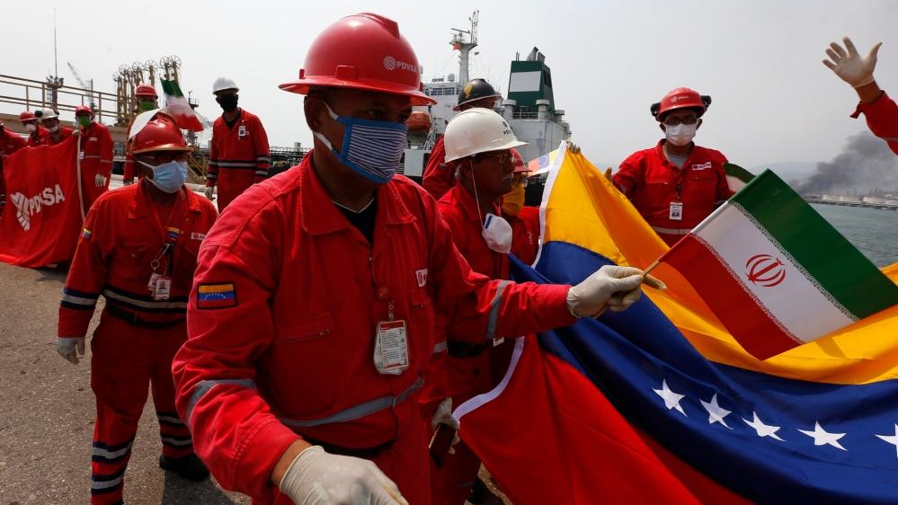 US says it seized 4 Iranian fuel shipments headed for Venezuela thumbnail