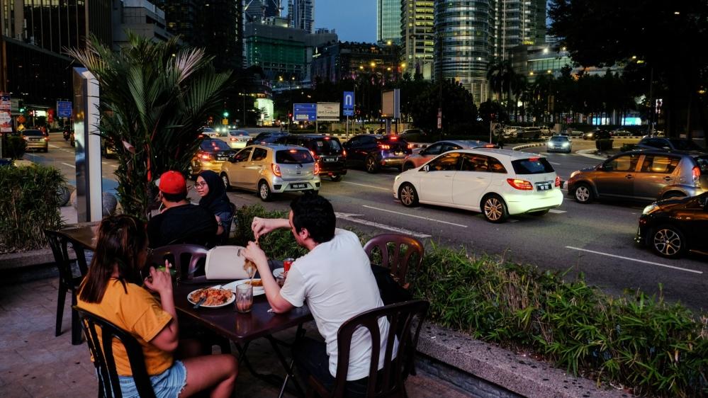 Malaysia economy [Bloomberg]