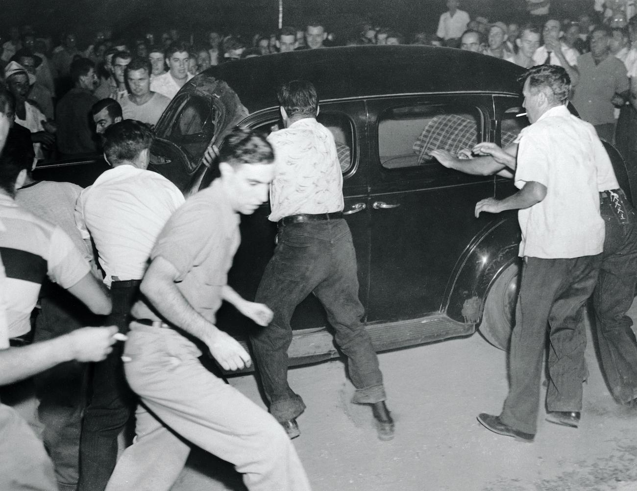 Peekskill Riot - Gus Stadler