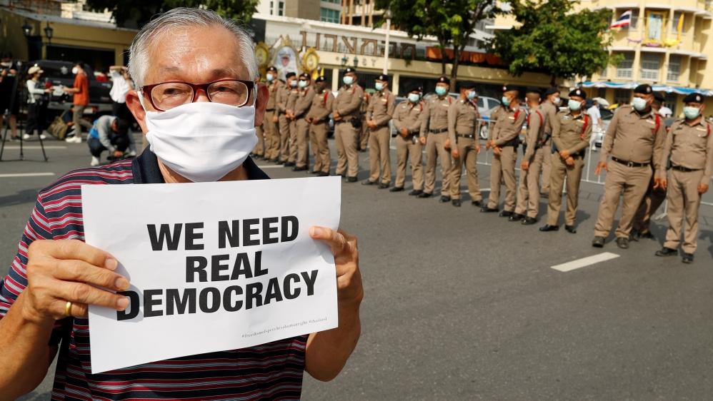 Tailandia protestas 3