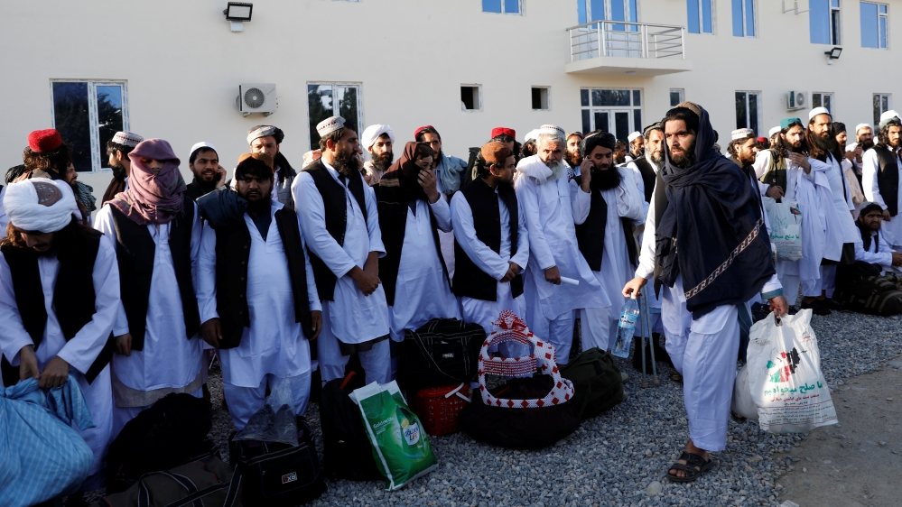 France asks Afghans not to free Taliban who killed its citizens - Al Jazeera English