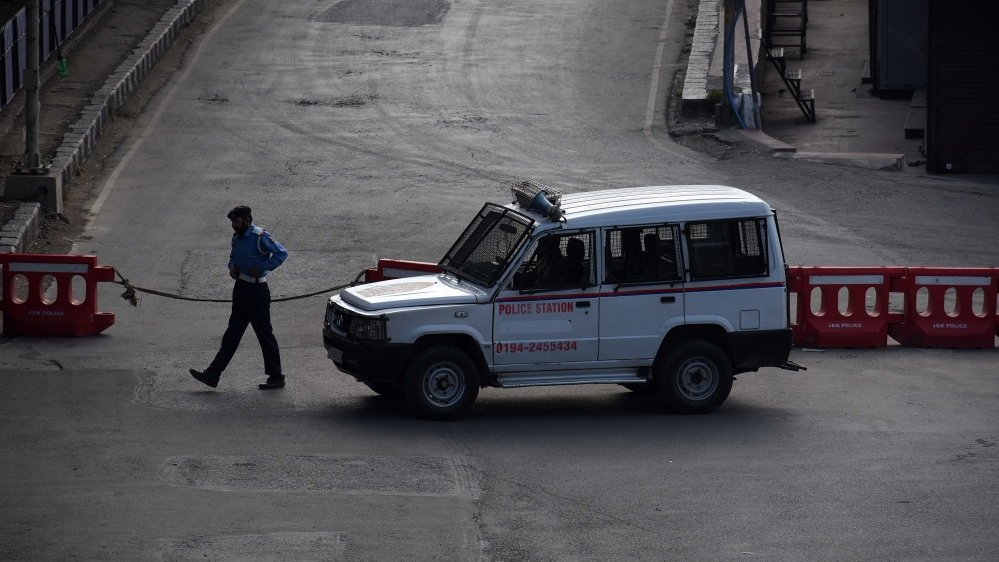 Curfew imposed in Srinagar ahead of first anniversary of revocation