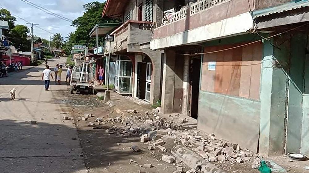 Terremoto de Filipinas