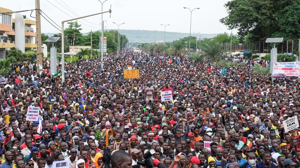 Uhuru, African leaders demand release of ousted Mali president