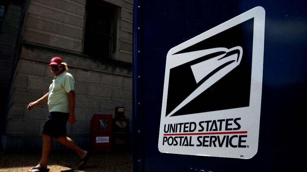 Post office US Washington