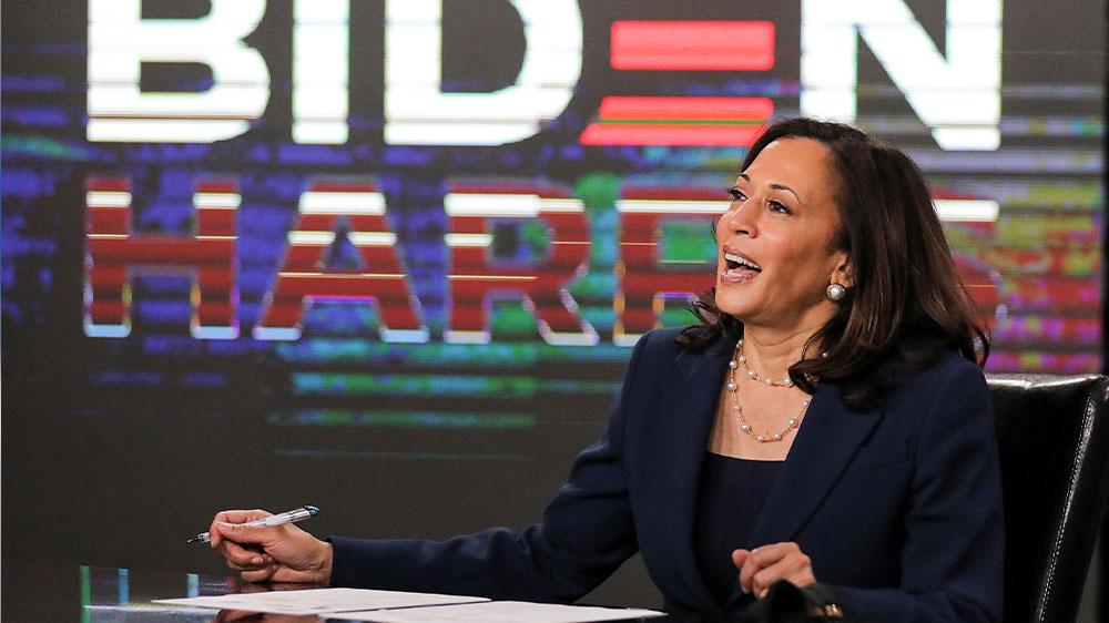 Kamala Harris Candidato a vicepresidente