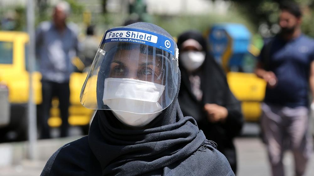 Iran coronavirus death toll passes 20000: Live updates – Al Jazeera English