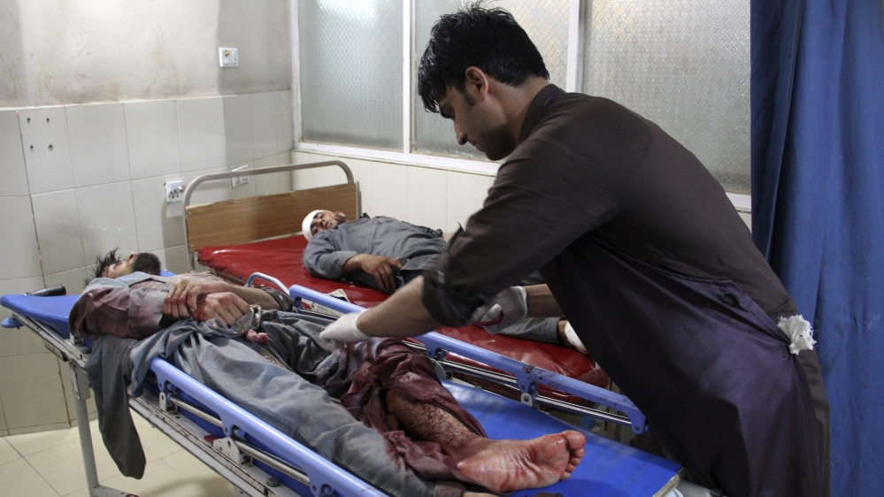 Casualties as gunmen attack prison in Afghanistan's Jalalabad – Al Jazeera English