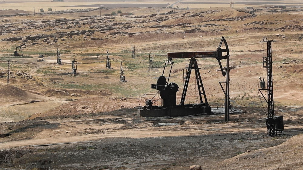 Syria slams US firm's oil deal with SDF as 'null and void'