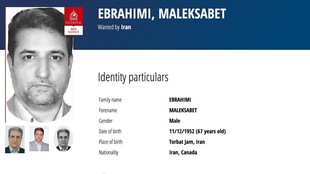 CITIZEN 1 - Maleksabet Ebrahimi