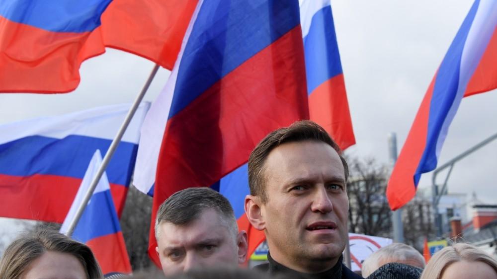 Russia launches 'pre-investigation check' into Navalny's illness thumbnail