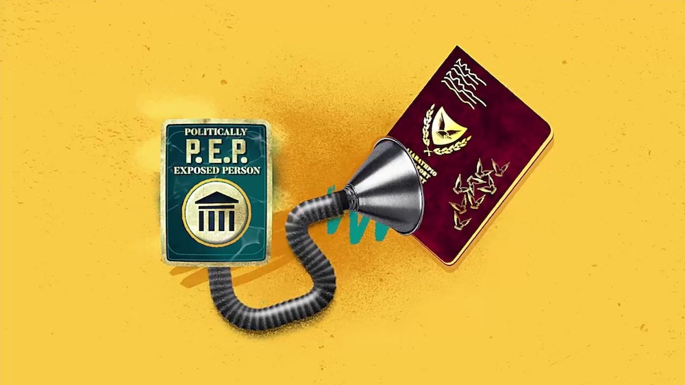 Exclusive: Cyprus sold passports to 'politically exposed persons' thumbnail