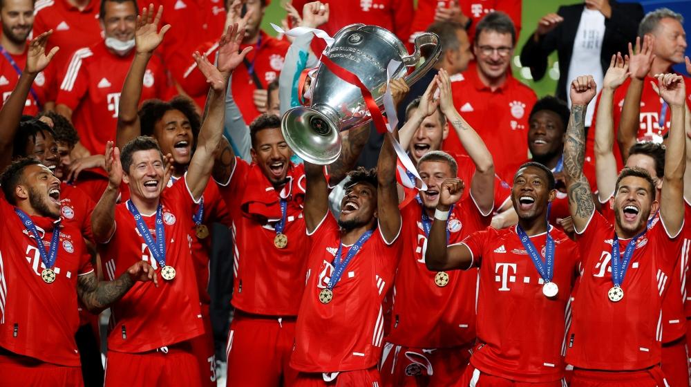 Bayern Munich Beat Paris Saint Germain To Win Champions League News Al Jazeera
