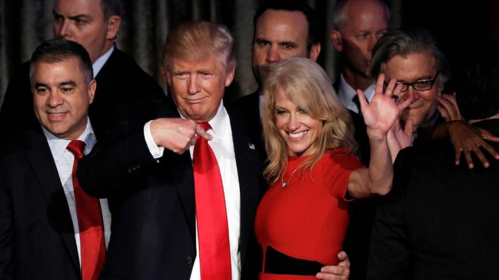 Conway - Trump