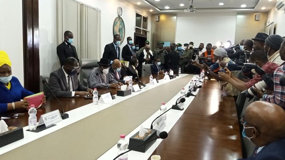 Post-coup mediation efforts in Mali