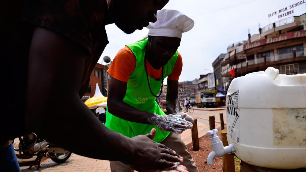 Coronavirus precautions in Uganda
