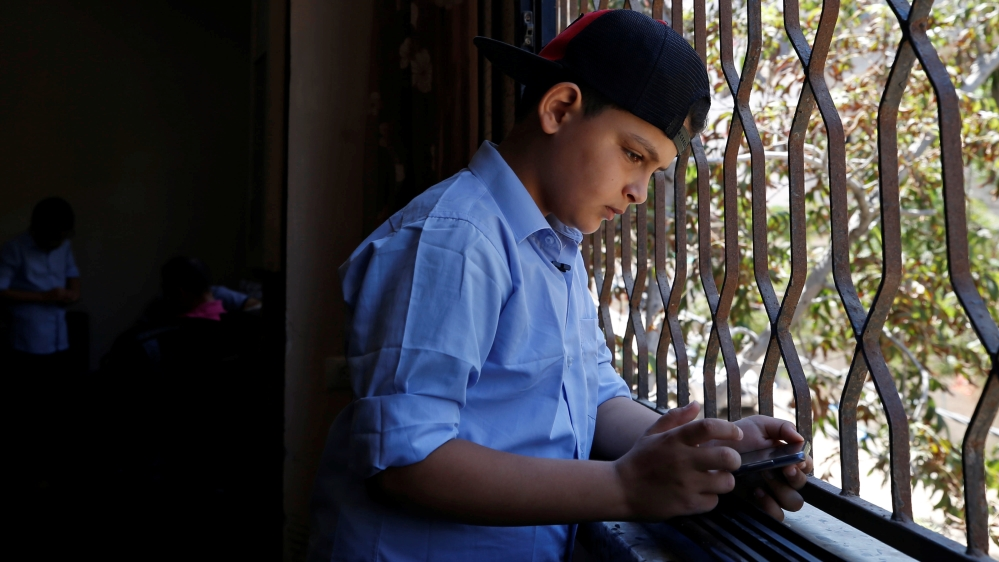 11-year-old Gaza rapper strikes chord with rhymes about war and hardship