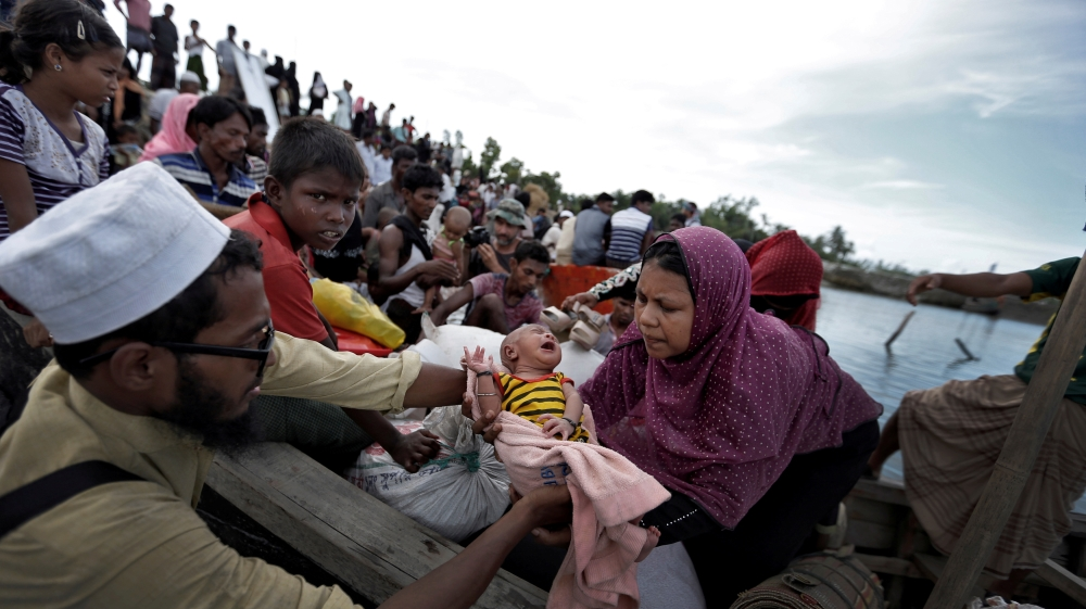 The world cannot forget the Rohingya thumbnail