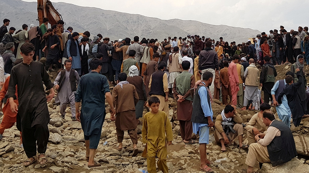 Afghanistan flooding: Dozens dead hundreds of homes destroyed – Al Jazeera English