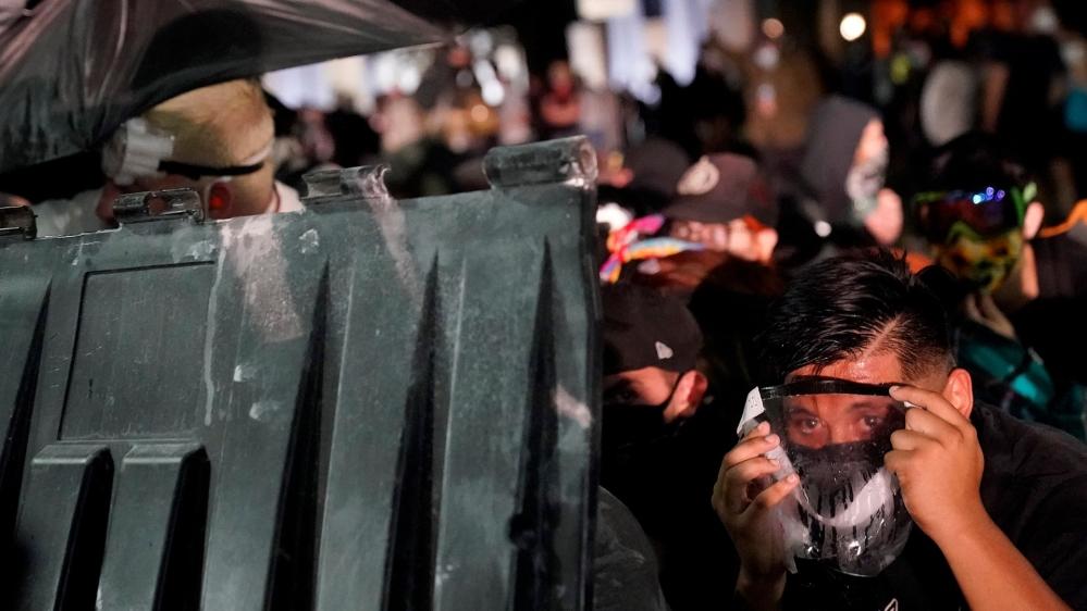Blake shooting adds fresh urgency to Black Lives Matter march in Washington