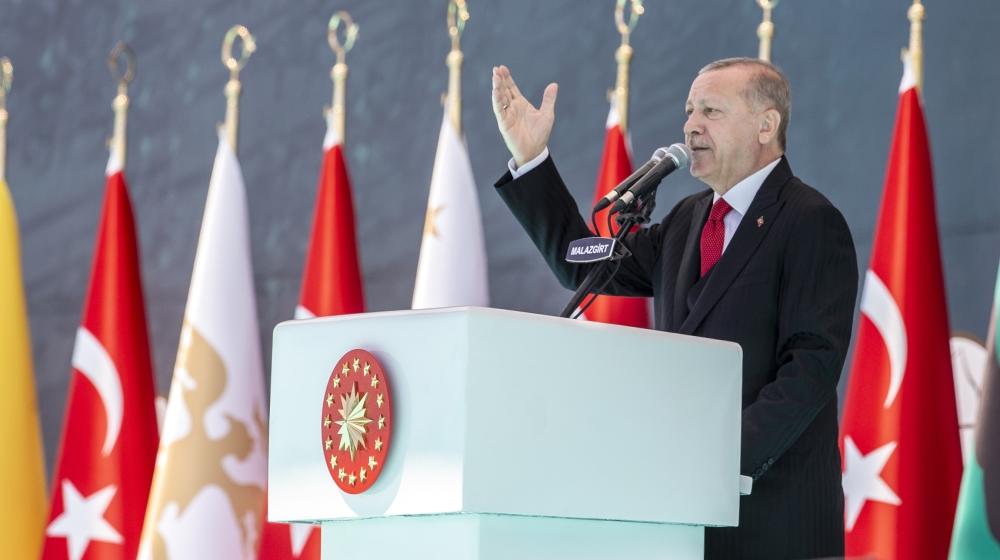 Erdogan: Turkey will make no concessions in eastern Mediterranean thumbnail