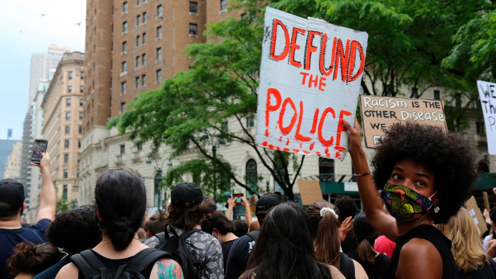 Defund the police 2