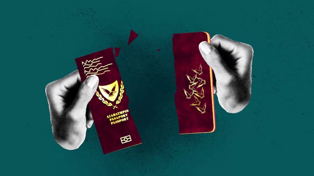 Exclusive: EU eyes legal action over Cyprus's 'golden passport' thumbnail