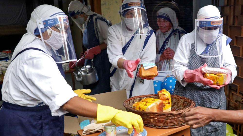 The coronavirus disease (COVID-19) outbreak, in Kolkata