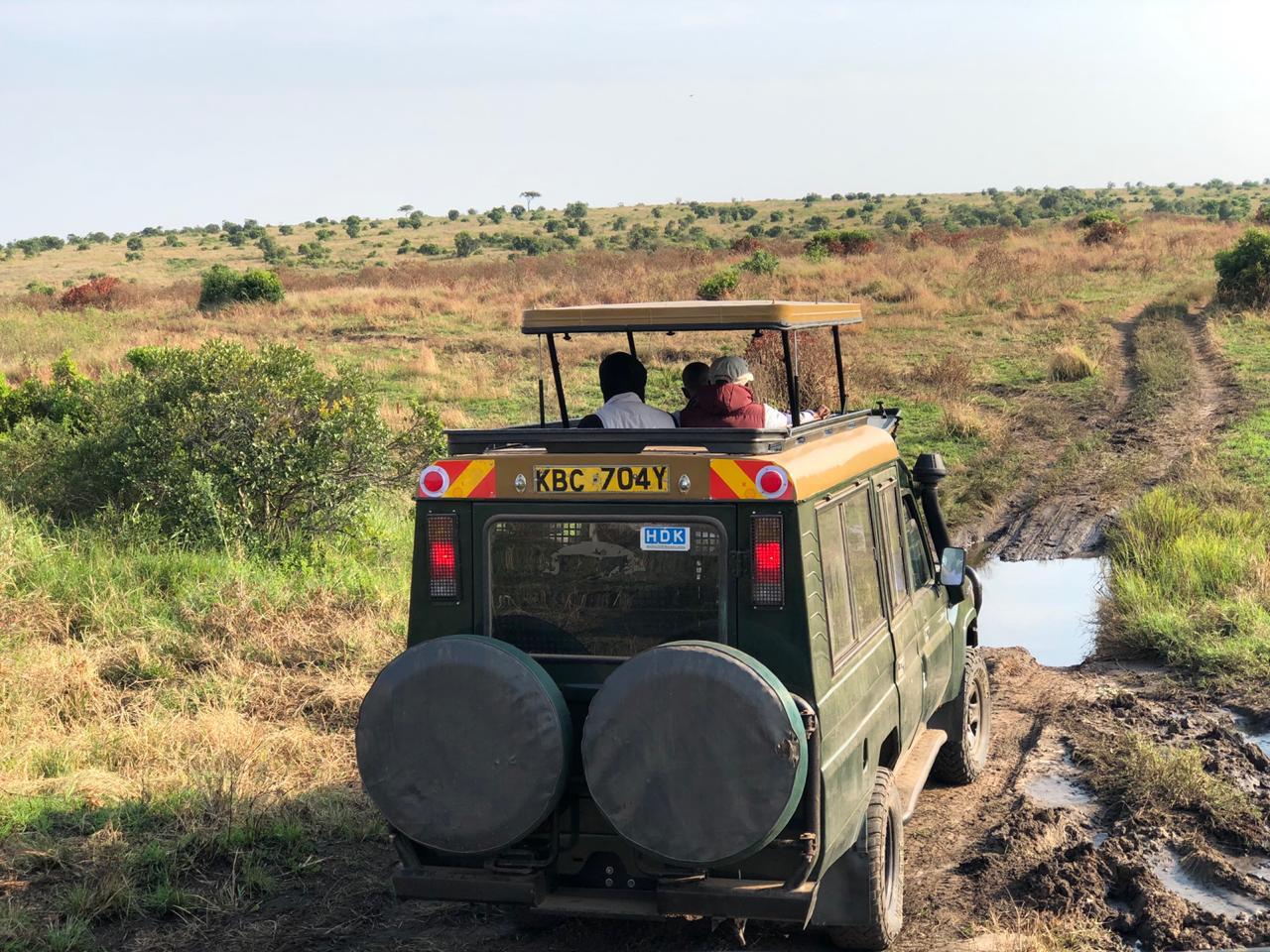 Maasai Truck