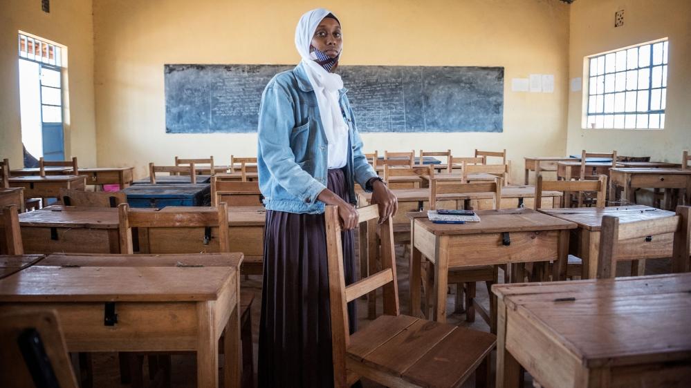 School closures in Kenya/Jeroen Van Loon
