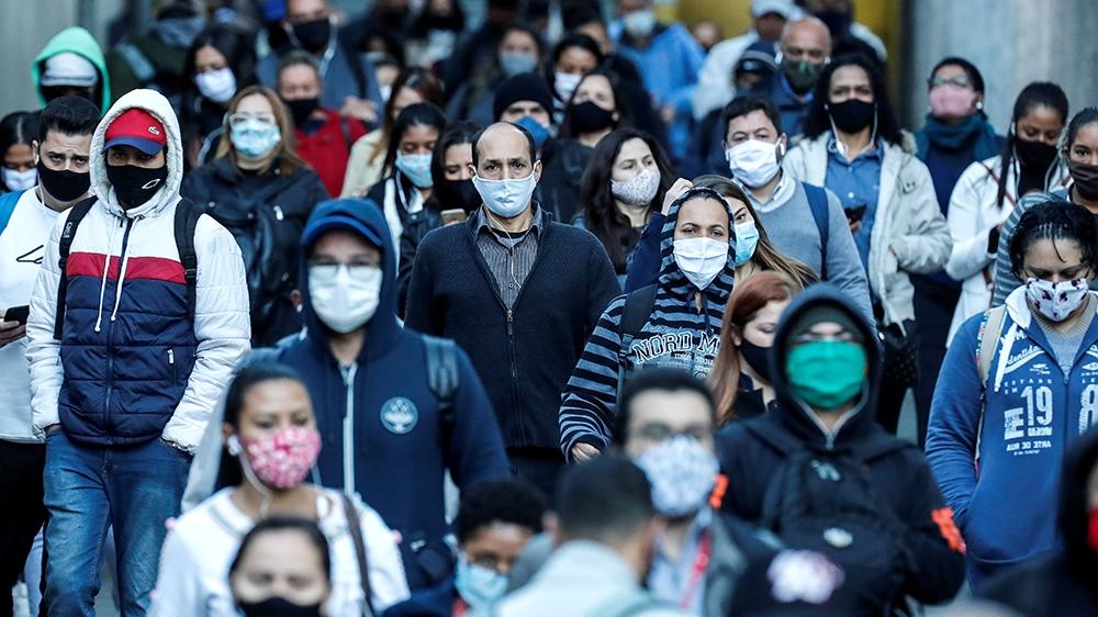 Global coronavirus cases go past 25 million: Live news – Al Jazeera English