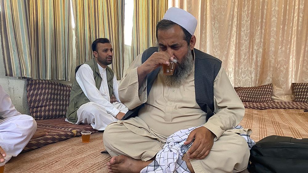 The Afghan herbalist