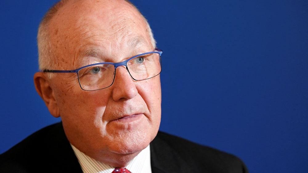 US Ambassador Peter Hoekstra