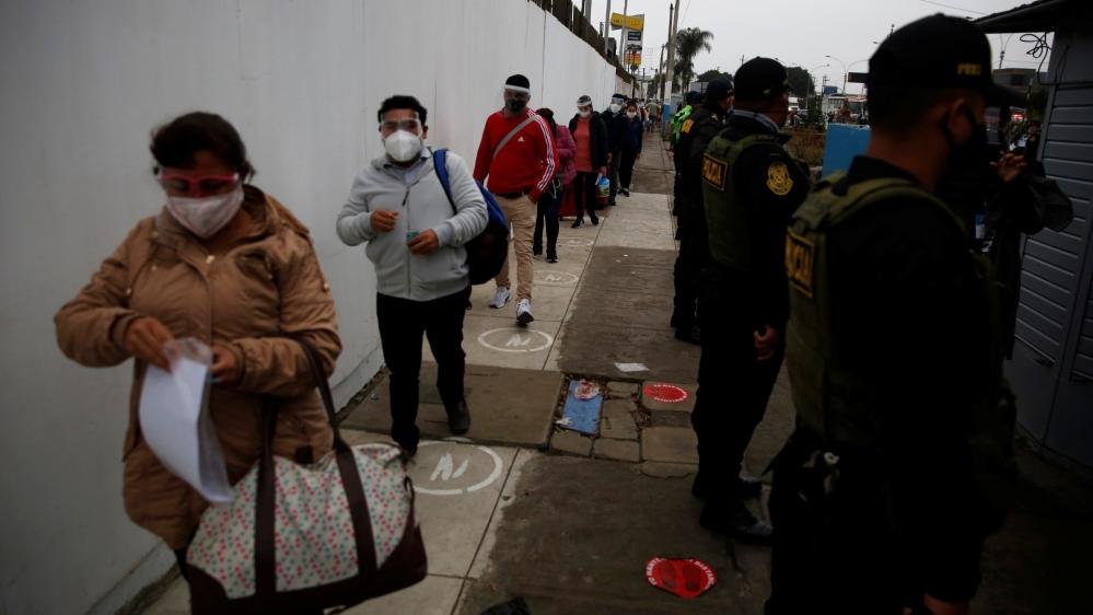 Hundreds of Peru women, girls gone missing during virus lockdown thumbnail