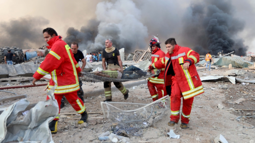 More than 200,000 left homeless by Beirut explosion: Live updates thumbnail