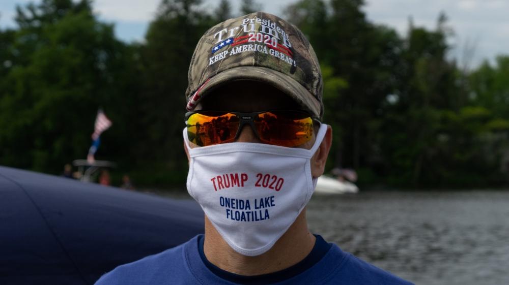 «Trumptilla»: les partisans organisent des rassemblements de bateaux pour le président américain Trump