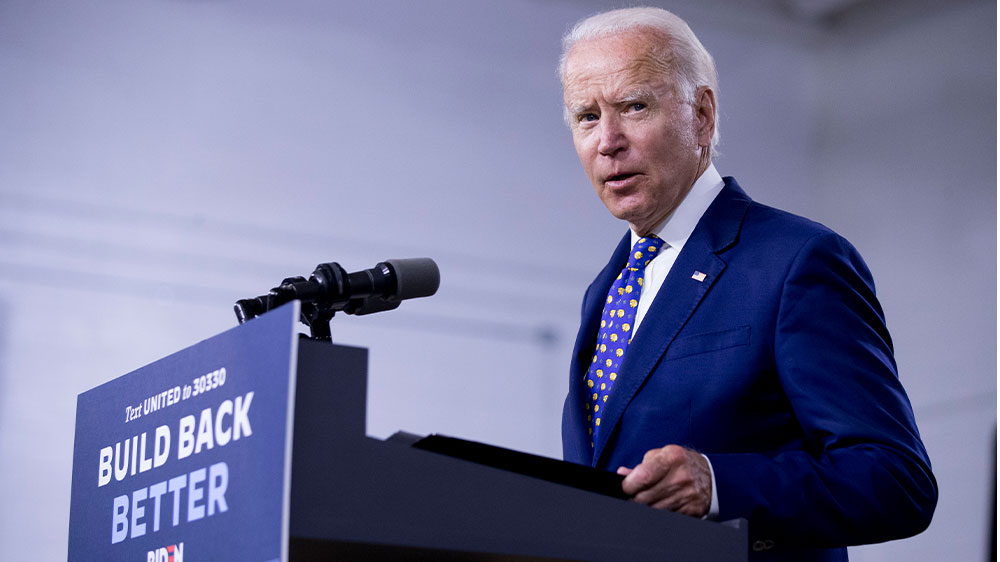 Marquette Poll: Wisconsinites Favoring Biden Over Trump; Approve of Mask Mandate