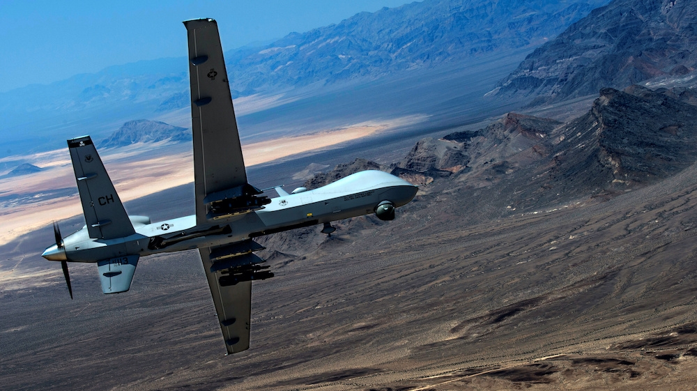UAE gets American drones as China ramps up sales
