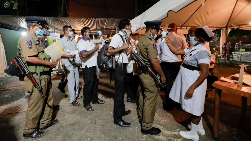 Sri Lanka counts votes from parliamentary elections thumbnail