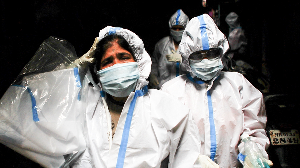 India reports biggest number of coronavirus deaths: Live updates thumbnail