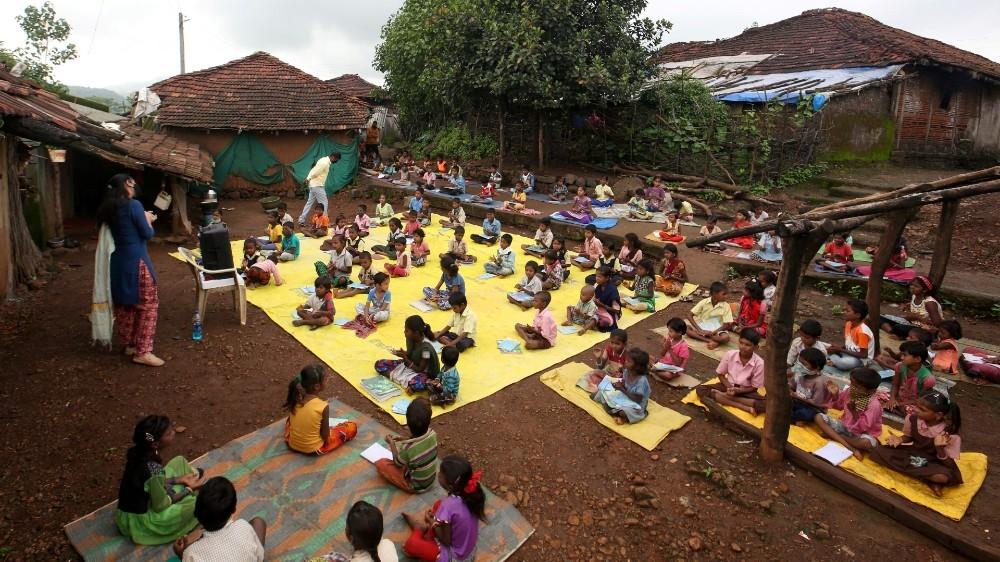 India coronavirus school